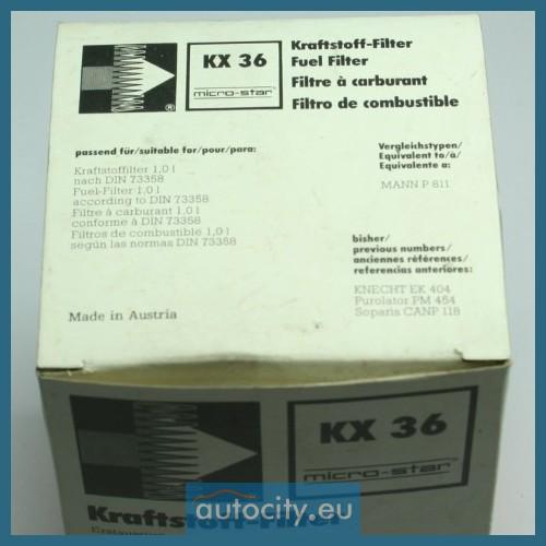 PUROLATOR PM454 Kraftstofffilter
